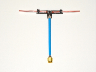 Dragon Link 1.3 GHZ VTX Antenna with 8 CM Semi Rigid Extension