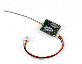 RMRC - 1.3GHz Mini 200mW Transmitter - US VERSION - 5V Input