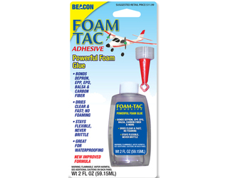 Beacon - Foam-Tac Adhesive (2oz)