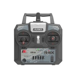 FlySky - i4X 2.4G 4CH Transmitter