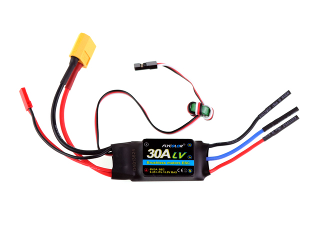 rmrc recruit replacement esc www readymaderc com rh readymaderc com Dayton Motor Wiring Motor Wiring Diagram