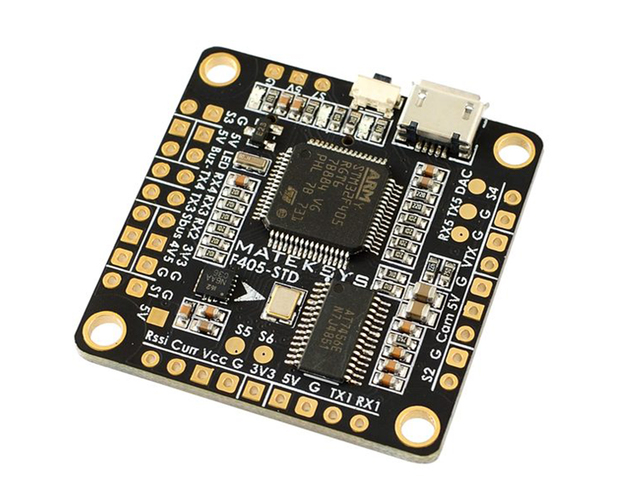 Matek Flight Controller F405-STD