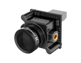 Foxeer - Monster Micro Pro w/OSD 1.8 Lens - Black