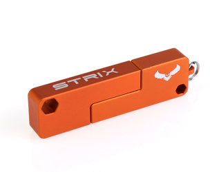 STRIX T-9 Multi-Tool - Orange