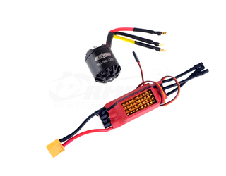 RiteWing Secret Sauce 2821 x 1250KV / 60a ESC COMBO