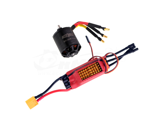 RiteWing - Secret Sauce 2828 x 1100KV / 60A ESC COMBO