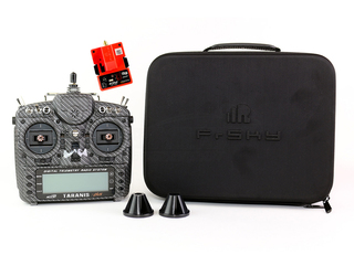 FrSky Taranis X9DP-2 Special Edition (Carbon Fiber) with R9M