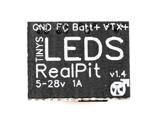 Tinys RealPit VTX Power Switch