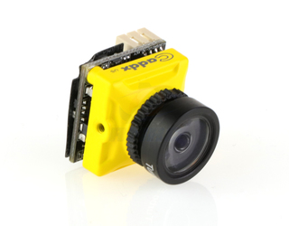 Caddx Turbo Micro S2 FPV Camera Yellow