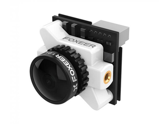 Foxeer Falkor Micro FPV Camera 1.8mm Lens White Limited Edition