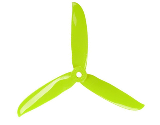 Dalprop Cyclone Series T5249C FPV Propeller Fluorescent Green