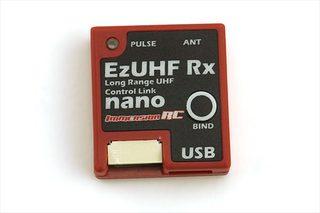 EzUHF Nano Reciever
