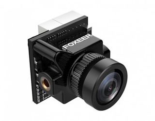 Foxeer Predator Micro Pro V3 FPV Camera 1.8mm Lens Black