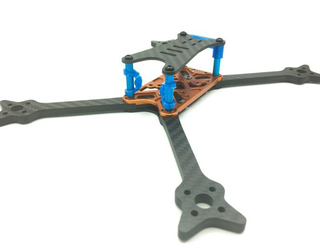 Hyperlite Floss 3.0 Drone Racing Frame Kit by Pyro Drone