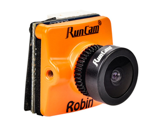 RunCam Robin FPV Camera - Orange 1.8 Lens
