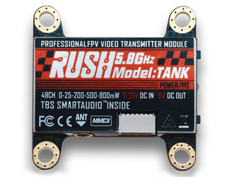Rush TANK 5.8GHz Video Transmitter - US