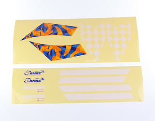 RMRC Mini Recruit - Replacement Decal Kit