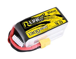 Tattu R-Line Version 3.0 1300mAh 22.2V 120C 6S1P