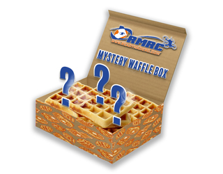 RMRC Mystery Wing Waffle Box