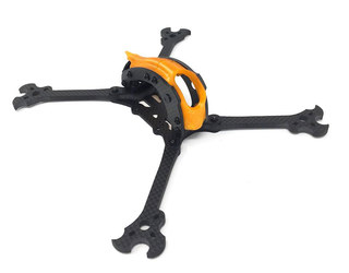Fuzion Dronz Fuzion FPV Racing Drone Kit - Orange