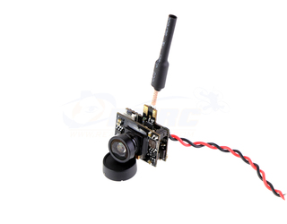 Sinopine 3 IN 1 200mw FPV Transmitter Camera - US Channels