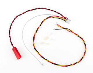 RMRC Camera OSD Voltage Bypass Cable