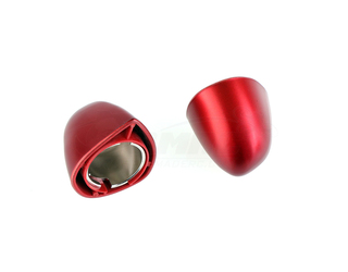 FrSky X-Lite Battery Cap Set for 18650 Batteries (RED)