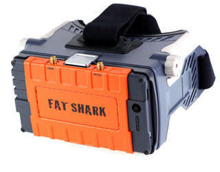 FatShark Transformer Monitor/Binocular Viewer - Refurbished