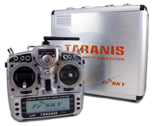 FrSky Taranis X9D PLUS Transmitter/Case Mode 2