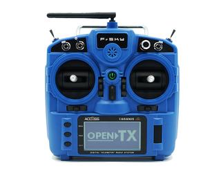 FrSky Taranis X9 Lite 2.4GHz RC Transmitter Blue