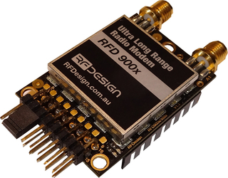 RFDesign RFD 900x Modem