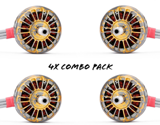 IFlight Xing 2306 2450KV Camo Combo Pack 4x Motors