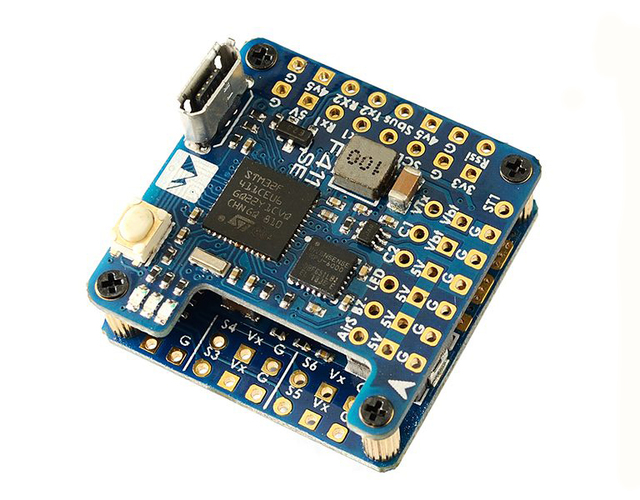 Matek Wing F411-WSE Compact Flight Controller for iNAV