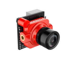 Foxeer Arrow Micro Pro HS1209 FPV Cam w/OSD 1.8mm Lens Red