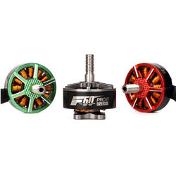 Tiger Motor F60 Pro II Green 2500KV (1pc)