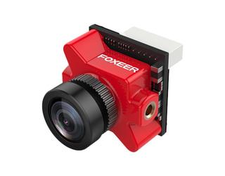 Foxeer Predator Micro V2 FPV Cam 1.8mm Lens Red