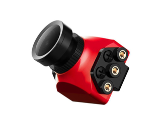 Foxeer Monster Mini Pro V3 FPV Cam 1.8mm Lens Red