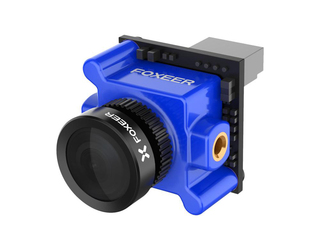 Foxeer Monster Micro Pro FPV Cam 1.8mm Lens Blue