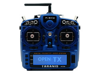 FrSky Taranis X9D Plus 2019 SE Night Blue 2s Li-Ion
