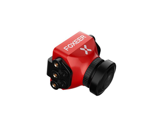 Foxeer Predator Mini V3 FPV Cam 2.5mm Lens Red
