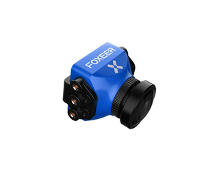 Foxeer Predator Mini V3 FPV Cam 2.5mm Lens Blue