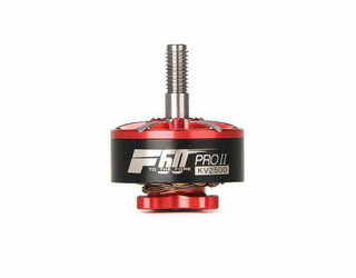 Tiger Motor - F60 Pro II Red - 2500 (1PC)