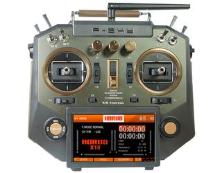 FrSky Horus X10 Express Amber RC Transmitter