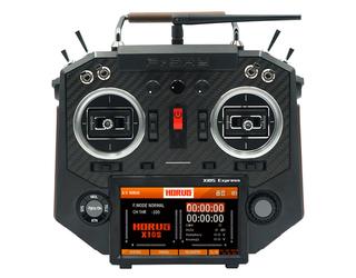 FrSky Horus X10S Express Carbon Fiber RC Transmitter