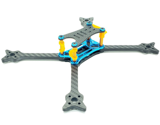 Hyperlite Floss Lite 3.0 Drone Racing Frame Kit by Pyro Drone