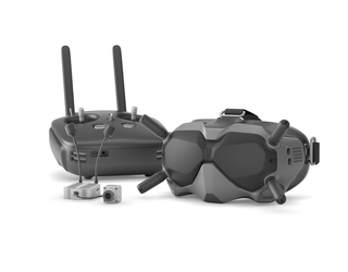 DJI Digital FPV Fly More Combo V2 Goggles (Mode 2)
