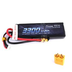 Gens Ace 3300mAh 11.1V 50C 3S1P Lipo with XT60