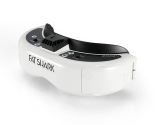 FatShark HDO2 OLED Video Glasses with DVR and Adjustable Focus