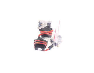 Ritewing Nano Drak 12G metal gear Wing servo kit