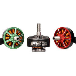 Tiger Motor F60 Pro II Red 2350KV (1pc)